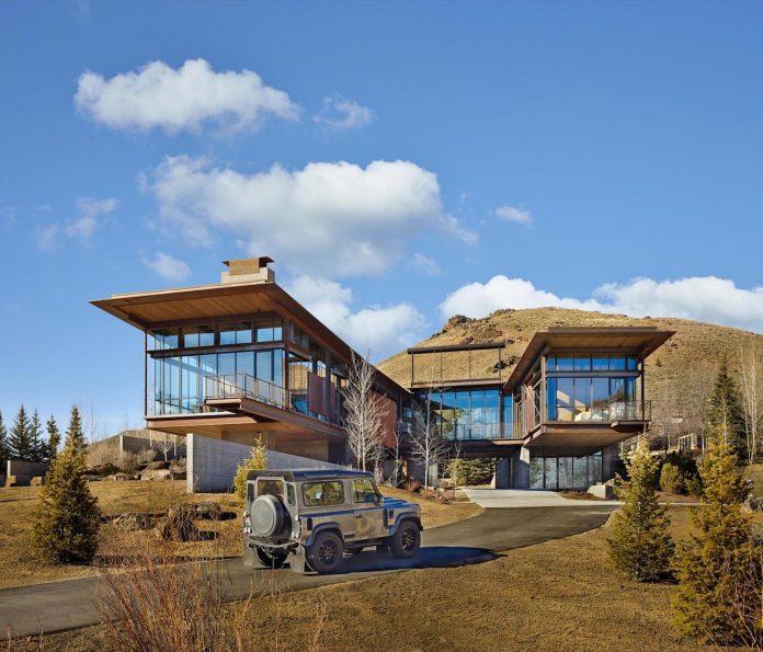 Bigwood By Olson Kundig Modern House That Would Feel