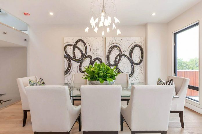 Bright and modern home design in san francisco by vaso peritos interior design caandesign for Interior designer san francisco ca