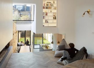 Complete renovation challenge of a Victorian home by Scenario Architecture