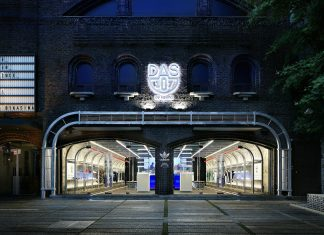 DAS107, an iconic Adidas Concept Store in collaboration with street culture specialist Kasina