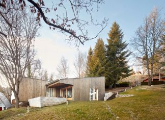 Font Rubi Cottage designed as summer house in the Pyrenees by Marc Mogas & Jordi Roig