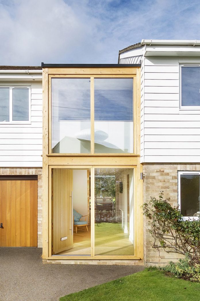 Modest House And It Inside plain house and it inside regarding house 25 best ideas about inside tiny houses on pinterest So How Can A Modest 1970s House Be Transformed Into A Bright Contemporary Family Home On A Relatively Limited Budget
