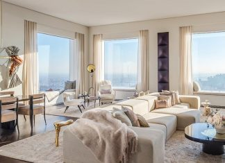 Kelly Behun revealed her vision for the highest completed penthouse in New York City