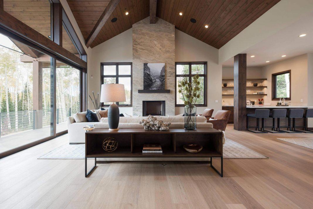 Phillips development designed a contemporary dream for Utah home design architects