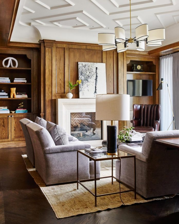 Luxury Residence By Dallas Design: R Brant Design Has Designed The Luxurious Stoneleigh