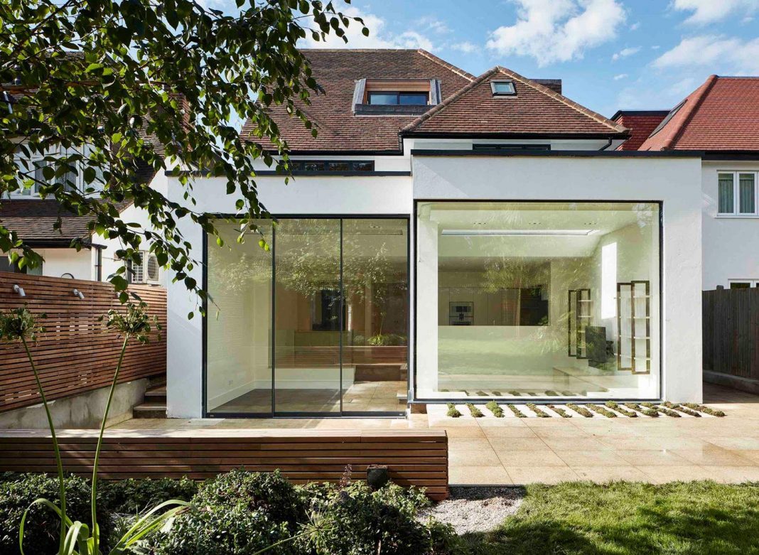 Re-configured house into a spacious area is ready to be fully shared and enjoyed