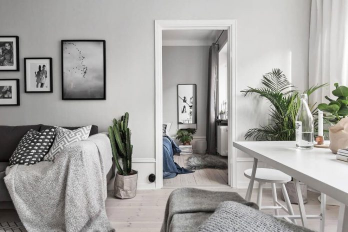 Scandinavian Homes Design A Chic Apartment In Stockholm