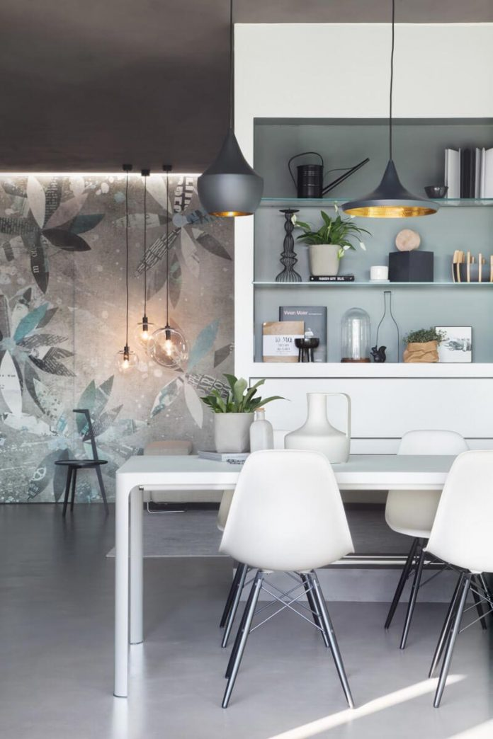 simple and stylish minimalist apartment designed by studio tenca