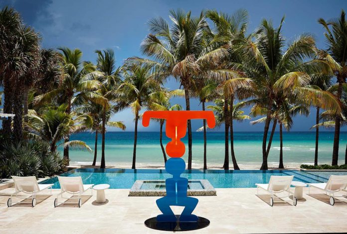 Tommy Hilfiger S Contemporary Miami Estate Is Put Up For