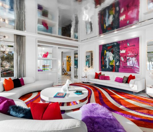Take a look at Tommy Hilfiger's contemporary Miami estate which is put up for sale for $27.5 million
