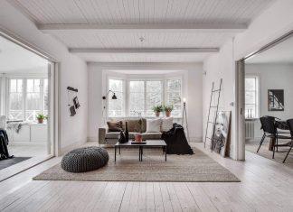 Traditional Scandinavian home in Tyresö designed by Inne