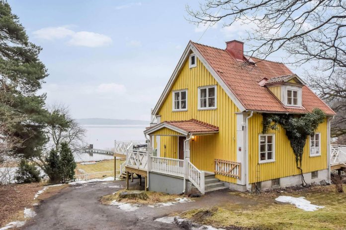 Traditional Scandinavian Home In Tyres 246 Designed By Inne