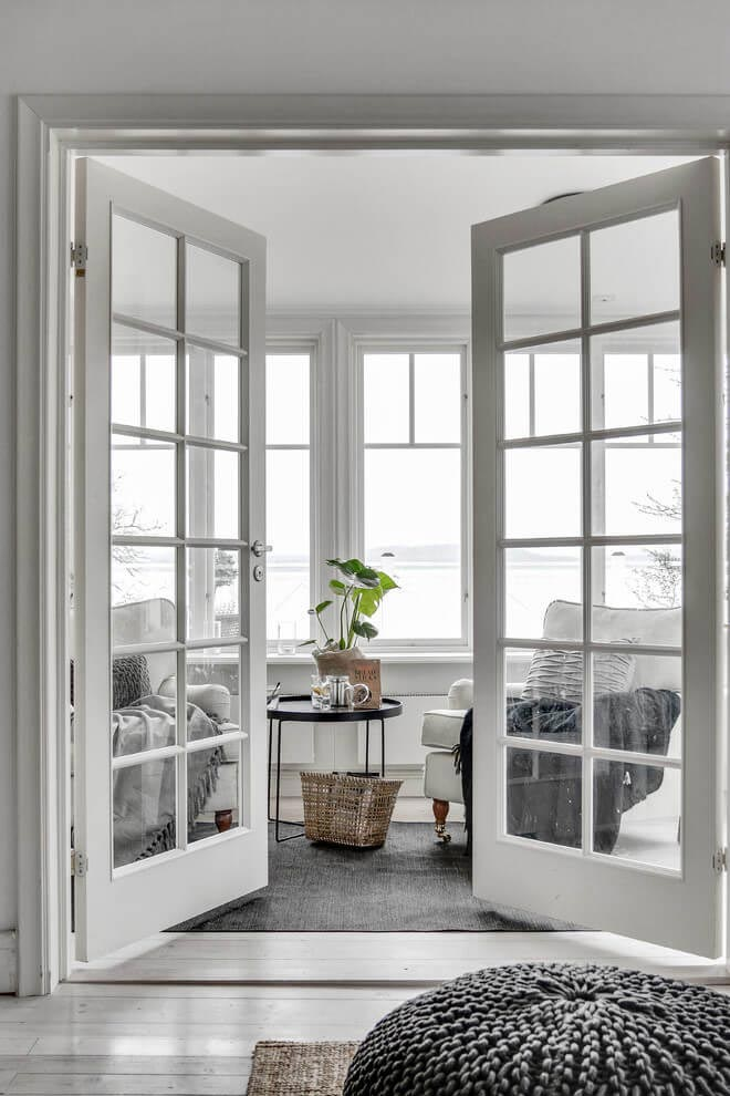 Traditional Scandinavian Home Tyreso Designed Inne 27