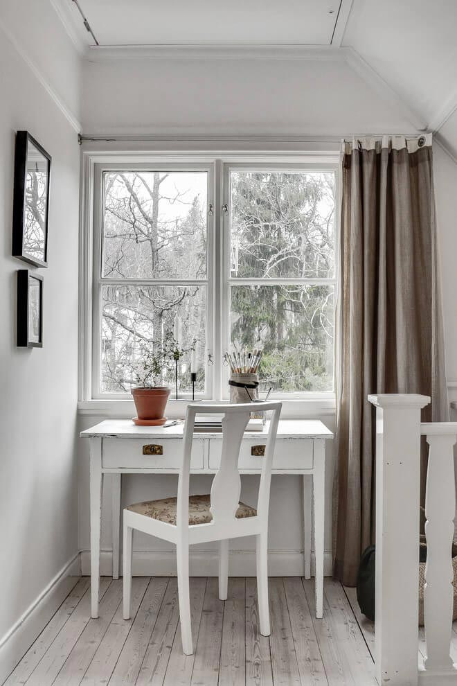 Traditional Scandinavian Home Tyreso Designed Inne 29