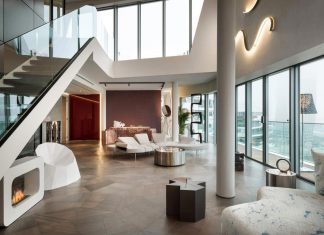 Ultra Modern Penthouse One-11 by Milano Contract District could be your next dream home