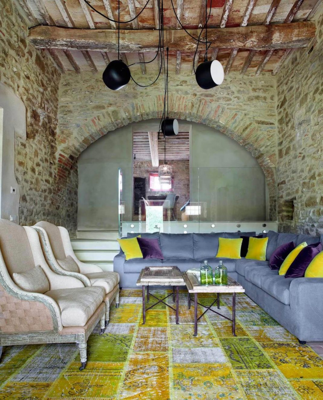 Unique historic Umbrian farmhouse by SpecialUmbria