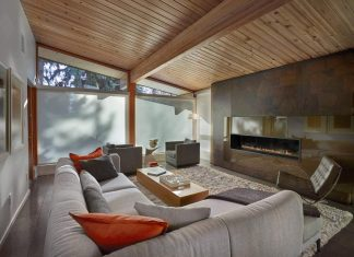 Valleyview contemporary renovation by Rescom is a simple and more than a comfortable home