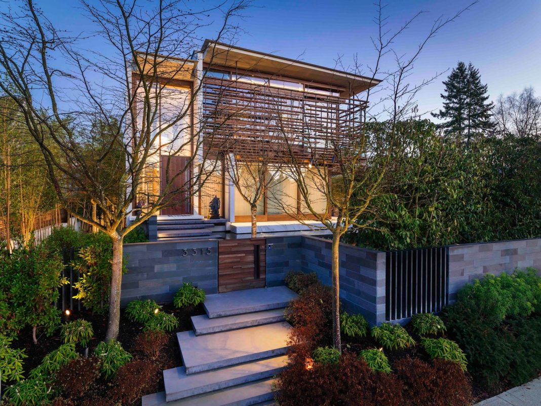 W38th Residence, a synthesis of West-coast and Eastern modernism by RUFproject