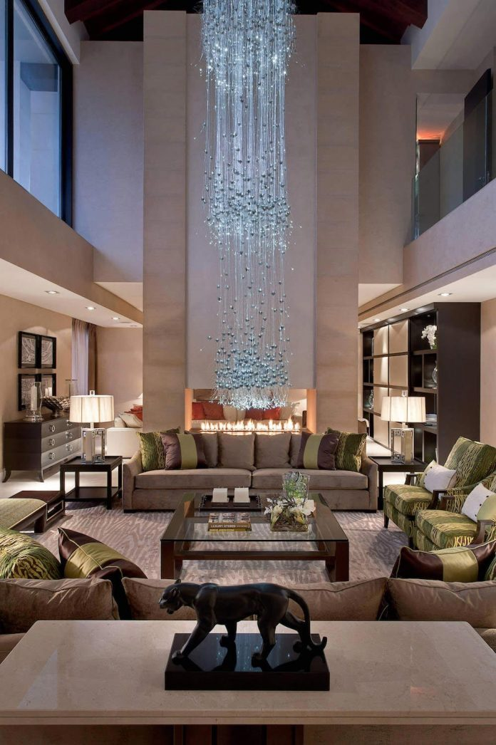 Zagaleta Villa Designed By Hill House Interiors   Caandesign