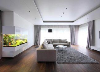 Ascetic and minimalist interior design of House in Šiauliai by Ramūnas Manikas
