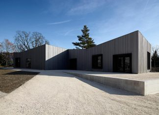 "Construction of a new Community Center for the ""Quartier de Châtelaine"", in the city of Vernier"