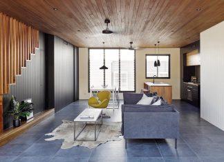 Contemporary three-storey interpretation of a traditional Queensland house