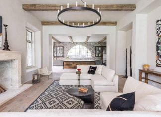 French Normandy: a stylish and elegant chateau designed by Bankston May Associates