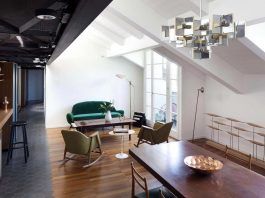 Inside an inspiring 19th century penthouse designed for a young family