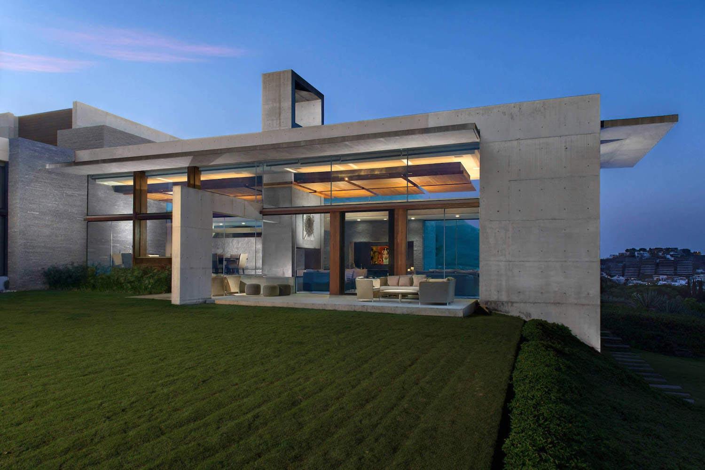 Monterrey Ultra Modern Mansion By