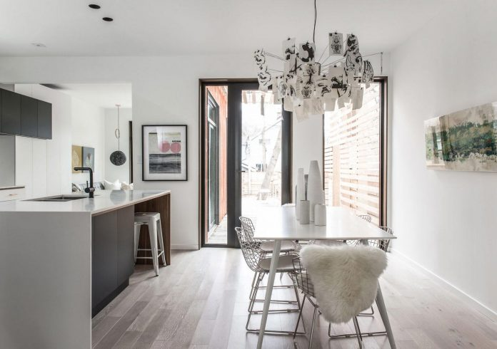 Transformation Of A 110-year-old House Into A Contemporary