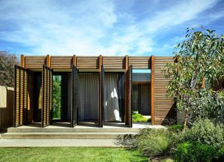 Blairgowrie House by Powda Con: a small single story house that offers almost everything like a huge residence