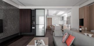 Chen's contemporary apartment in Kaohsiung City by PMD