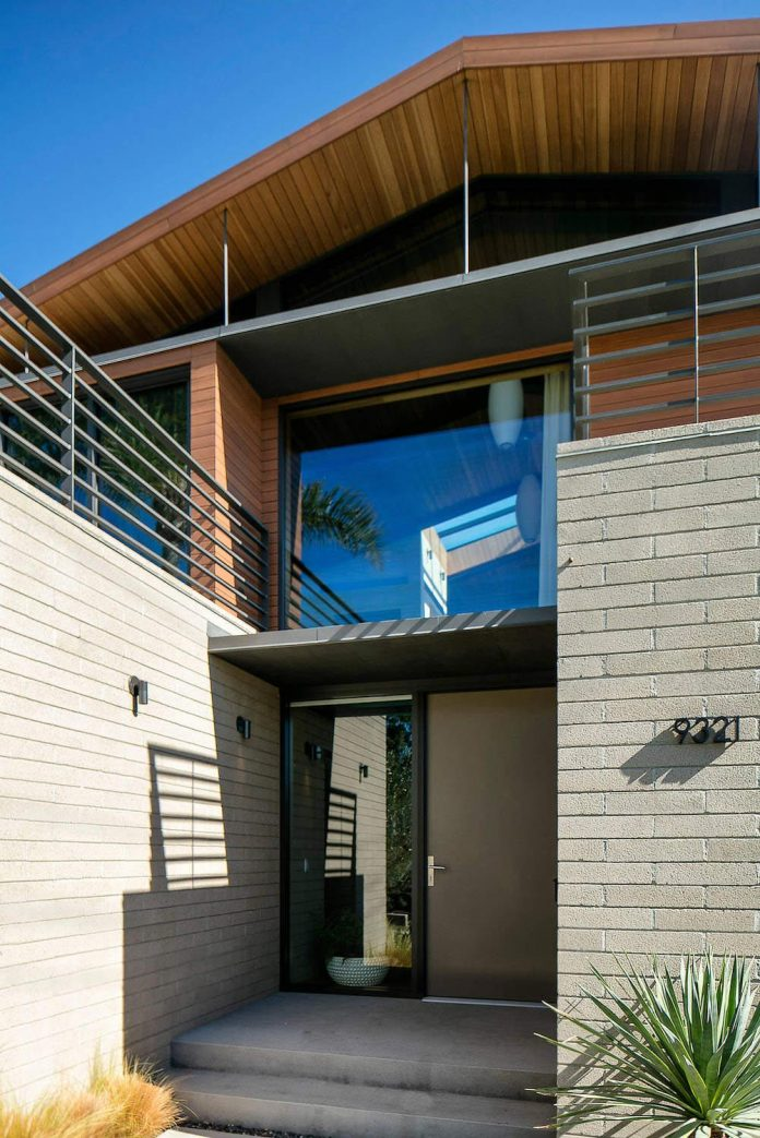 Configure The Space As A Loft Like Modern Treehouse With