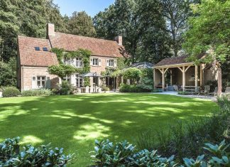 This country house could be the source of inspiration for your future retirement getaway home