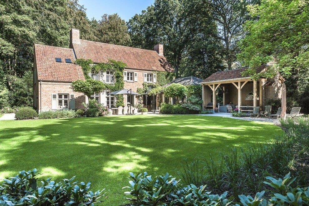 this country house could be the source of inspiration for your