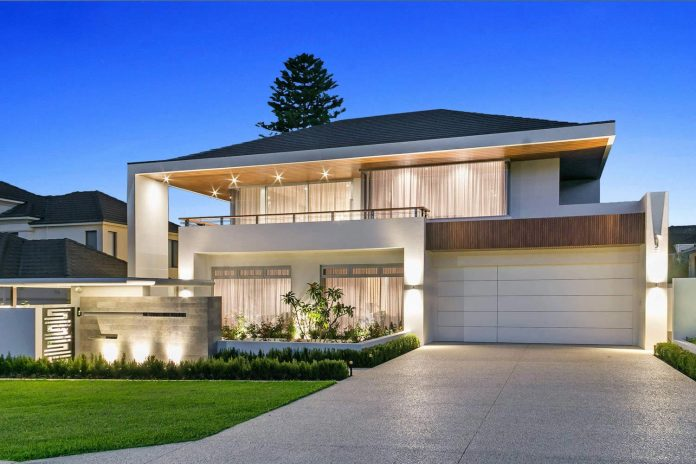 Home Design By Imperial Homes Built To Take Full Advantage Of The West Australian Lifestyle Caandesign Architecture And Home Design Blog