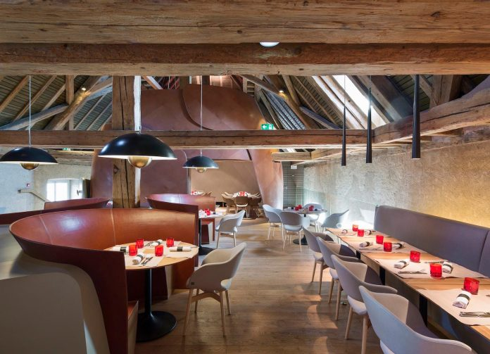Les Haras de Strasbourg: the 3-starred Michelin restaurant and 4 ...