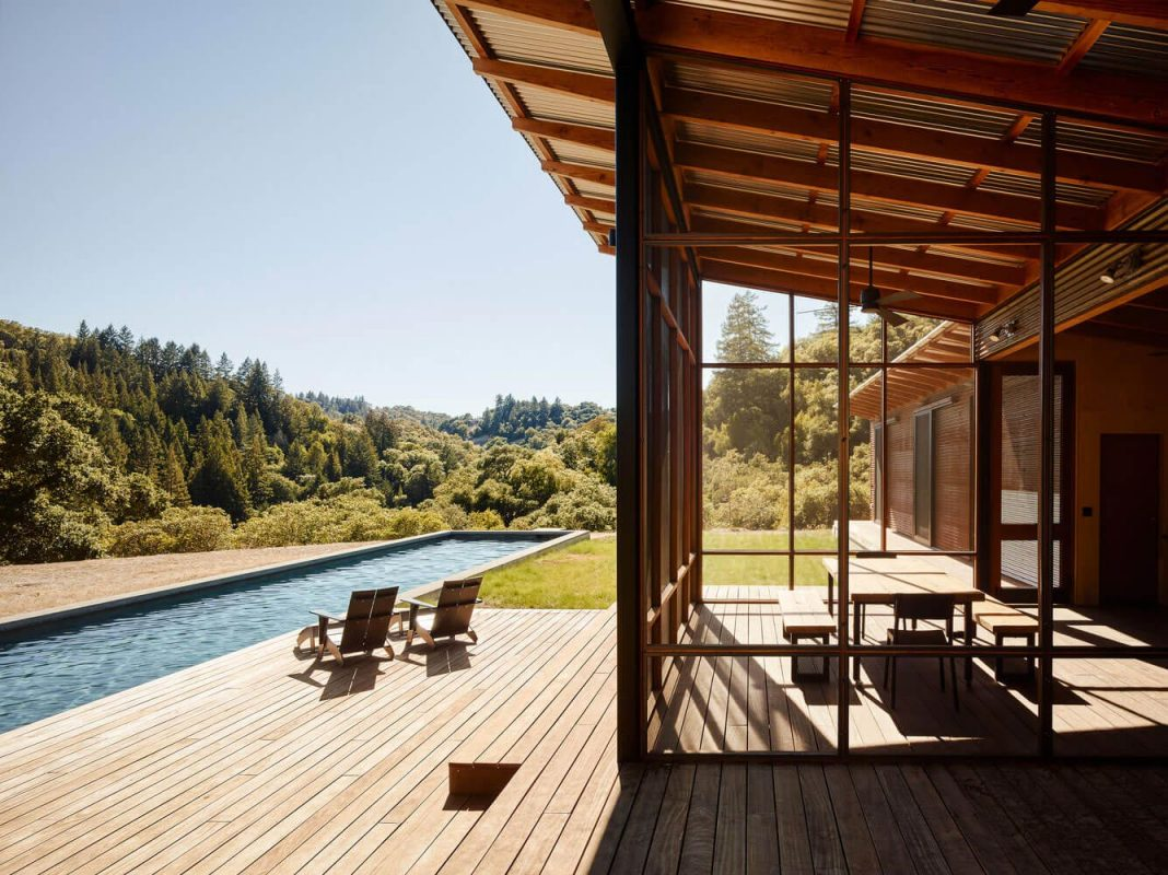Malcolm Davis Architecture Built An Off The Grid Home, An Amazing  Indoor/outdoor Living. Home Design