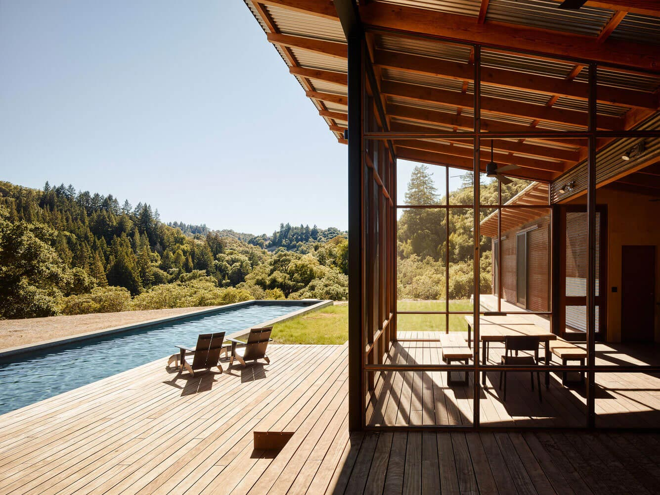 Malcolm Davis Architecture Built An Off The Grid Home An