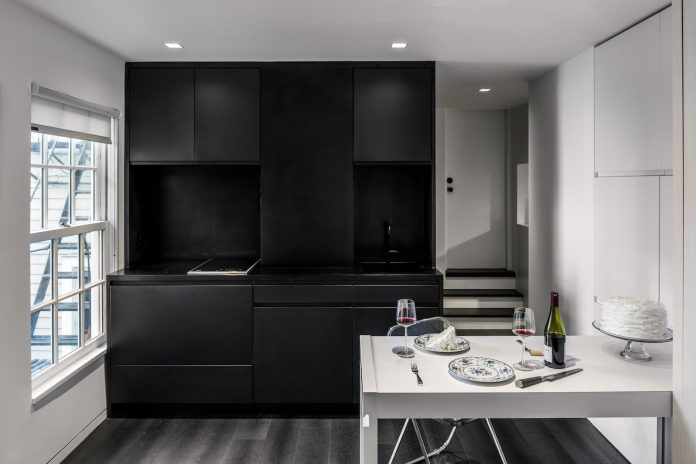 Maximizing The Functionality Of A 225 Square Foot Micro