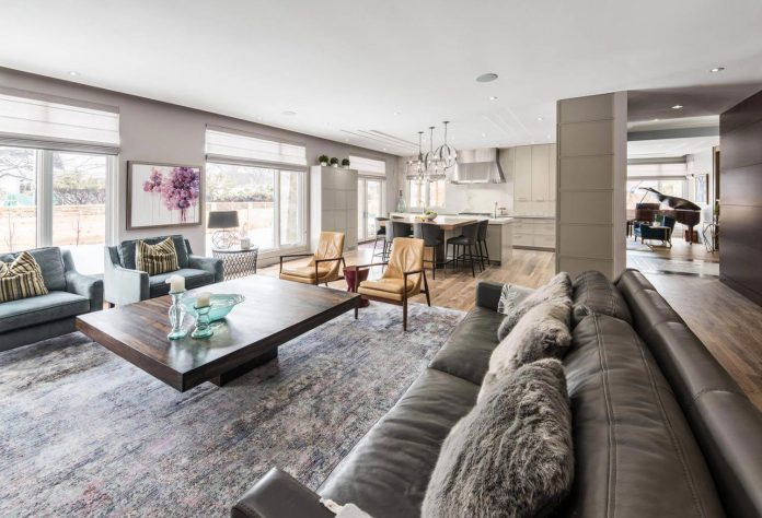 mayfair contemporary single family house by design first interiors