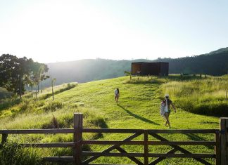 Minimod Catuçaba project permits a circular experience of the surrounding nature