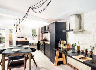 Open plan home designed by Cityzen LLP