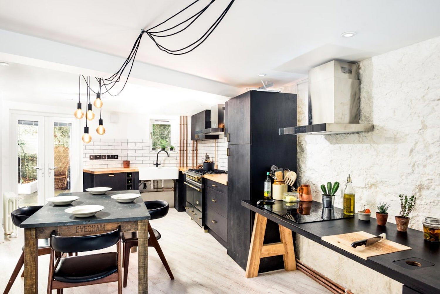 Remodeling An Open Plan Home Designed By Cityzen Llp For A
