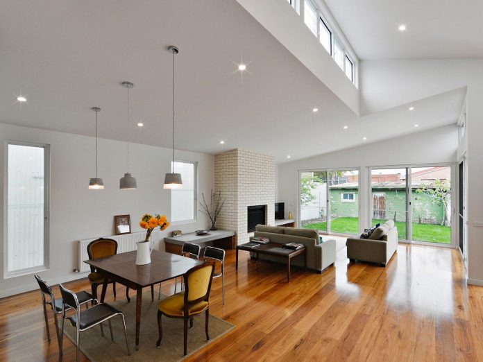 Renovation And Extension To An Old 1880 S Victorian Brick