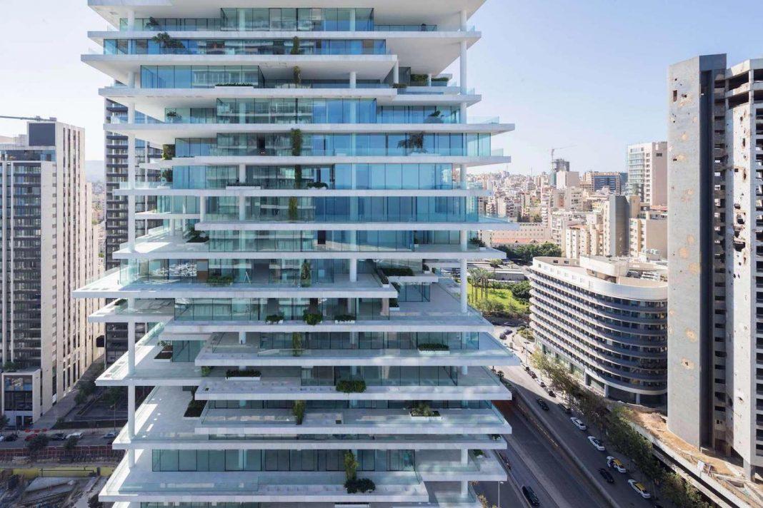 Beirut Terraces By Herzog Amp De Meuron A Modern