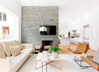 East Hampton by Timothy Godbold: What can the natural light do to your home to feel warmer and a little bit happier