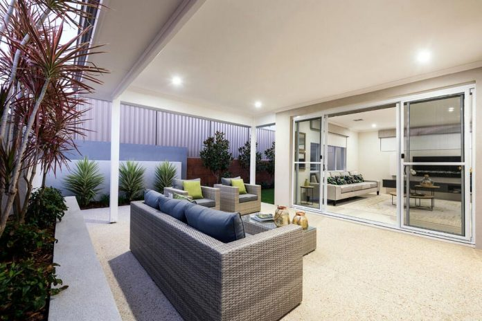 Contemporary Residence In Hammond Park Perth By Ben Trager Homes That Offers All That You Need To Live Well Page 2 Of 2 Caandesign
