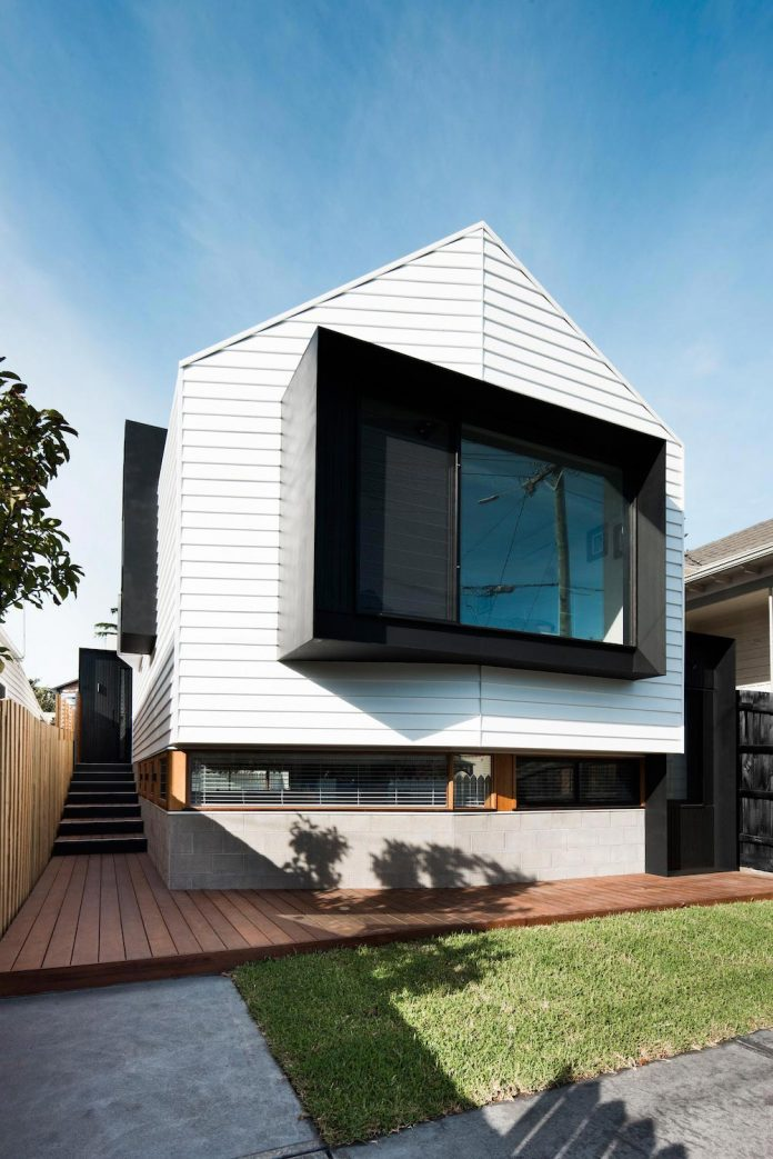 Datum House By Figr Architecture Design Contemporary Take On A