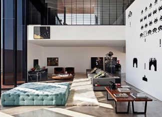 A house project using simple solutions and few materials in Brazil